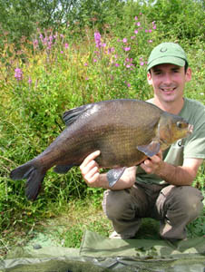 12lb 10oz - best fish from first session