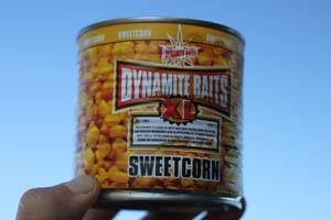 Dynamite sweetcorn