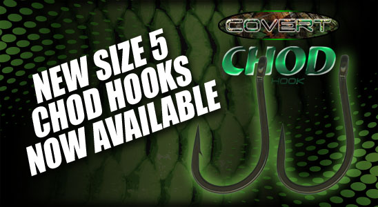 Chod Hooks Size 5
