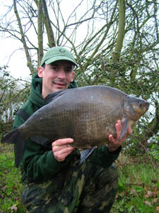 Bream 11lb 9oz