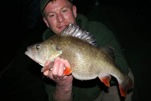 Perch 3lb 4oz
