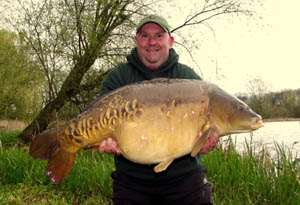 A new Pb for Rich Adams