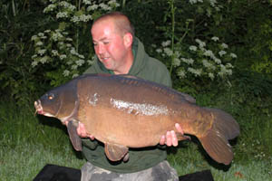First blood - this cracking 33lb 4oz mirror
