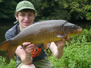 A scale perfect River Dronne Carp