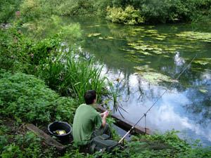 Mag-aligner fishing – The modern approach to river fishing – by Alan Stagg